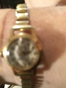 Chateau watch 21 jewels petit woman's it's an older one as well