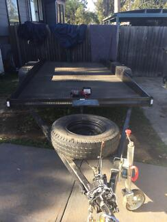 Car trailer hire $70.00/day Quakers Hill Blacktown Area Preview