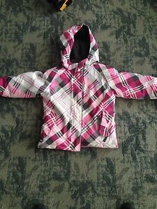 Girls size 6 winter coat
