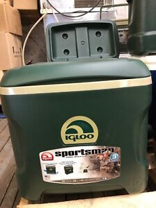 Igloo - sportsman cooler SELLING FOR CHEAP!!