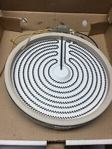 Electric stove top replacement main burner element