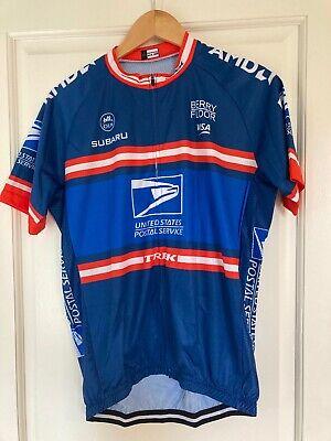 Maillot Cycliste Réplique Vintage US POSTAL SERVICE TREK Lance Armstrong XL