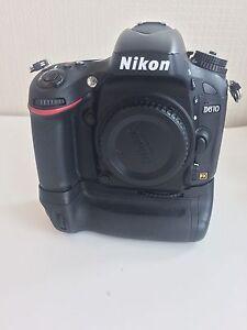Nikon D610 FX very low shutter - Nikon Grip & WU-1b adapter