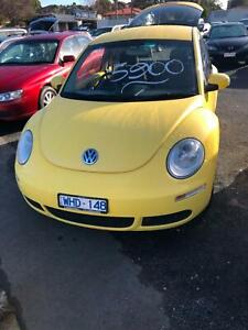 2007 VW Beetle Oakleigh East Monash Area Preview