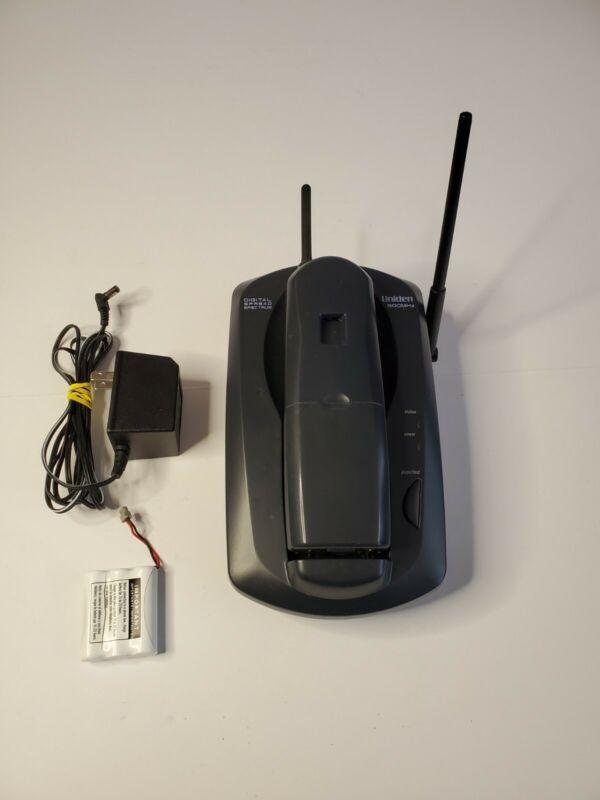 UNIDEN Digital Spread Spectrum CORDLESS LANDLINE TELEPHONE EXS8060 - WORKING