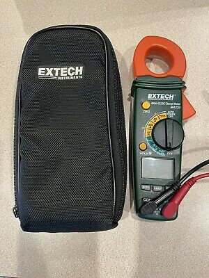 Extech Ma220 400a Acdc Clamp Meter Used
