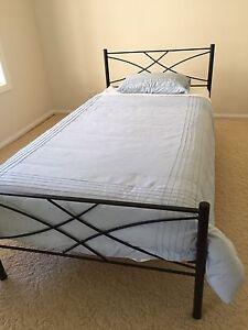King single bed and mattress Batemans Bay Eurobodalla Area Preview