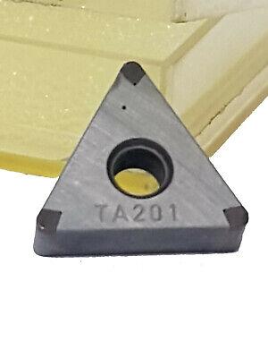 Sumitomo 3nu Cbn Tnma 160408 Ta201 Pcbn Tipped Carbide Insert Tngatnmg