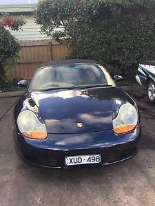 1997 Porsche Boxster Coupe Ormond Glen Eira Area Preview