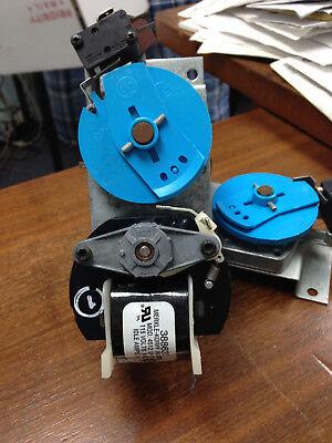Vendo Blue Disk Vending Machine Motor-univendor 2