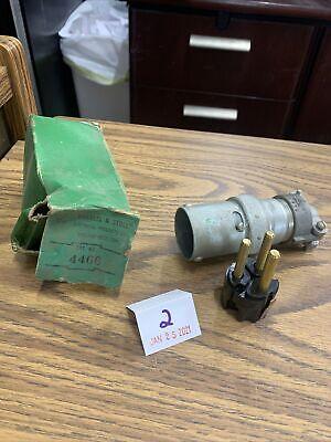 Tb Russellstoll F24853a Cat 4466 Plug