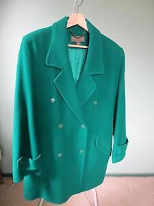 Perry Cutten wool jacket Ellen Grove Brisbane South West Preview
