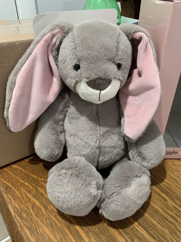 Hugmo Stuffed Plush Bunny