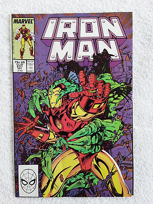 Iron Man #237 (Dec 1988, Marvel) Vol #1 VF