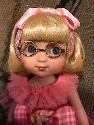 """10/"""" Tonner Patsy Doll Shoes 46mm BLACK Girl Dress for Ann Estelle"""