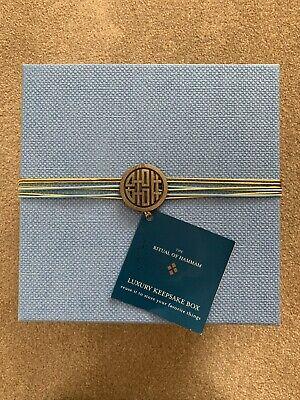 The Ritual Of Hamman Gift Set In Keepsake Box - Brand New - Unwanted Gift