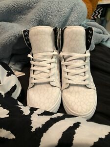 Women's Supra Hightops, Size 10
