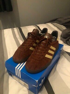 Adidas Spezial Munchen - UK8- Spzl Limited Edition Casuals Trainers 2015