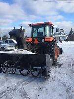 Snow Blowing/ Snow Removal