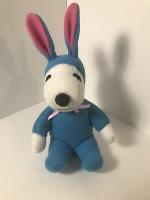 Peanuts Snoopy Easter Bunny Costume Plush - Peanuts Costumes