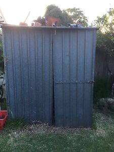 Garden shed Chester Hill Bankstown Area Preview