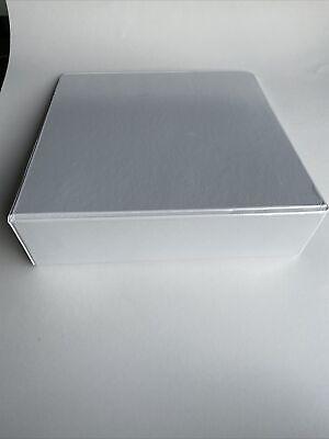 3 Ring White Binder - 2 12 Inch