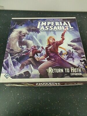 Star Wars Imperial Assault Return to Hoth expansion