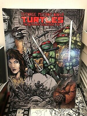 IDW TMNT ULTIMATE COLLECTION VOLUME 1 : HARDCOVER : BRAND NEW