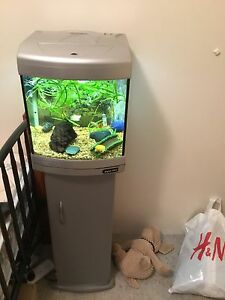 Aqua one tank and stand Applecross Melville Area Preview