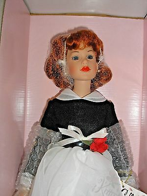 """Retired Kitty Collier American Beauty by Robert Tonner 18"""" Doll NRFB"""