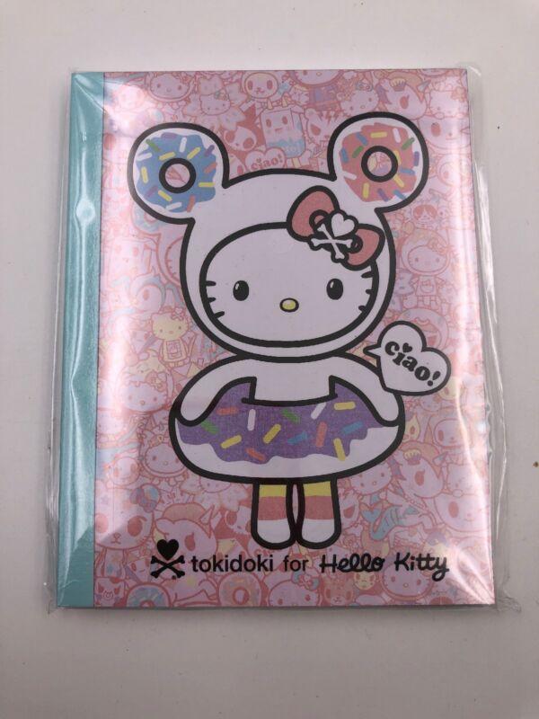 Tokidoki x Hello Kitty: Memo Pad #1 (D5)