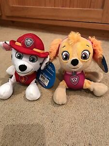 Paw Patrol Pup Plush Pals Speers Point Lake Macquarie Area Preview