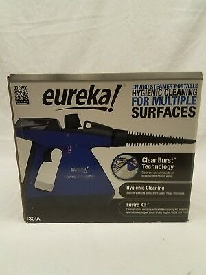 Eureka Steam Cleaner ~ 30A ~ Hand Held Hygienic Cleaning Steamer - Eureka Steam Cleaner
