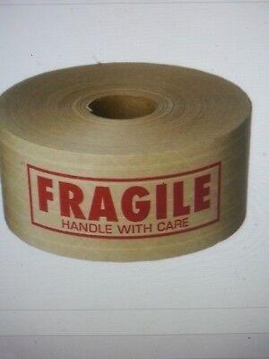 Better Pack 333 Plus Uses Fragile Handle W Care Reinforced Gummed Tape 10 X 450
