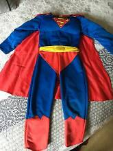 Superman Dress Up Size 5-6 Palmyra Melville Area Preview