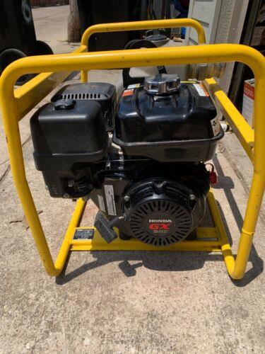 Wacker Neuson PT3 Water Pump