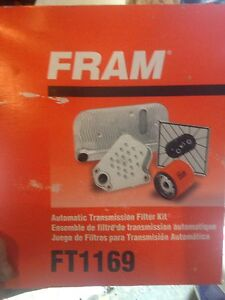 New auto trans filter to Toyota tercel