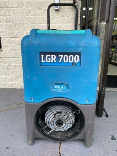 Dri-Eaz LGR Dehumidifier 7000XLi