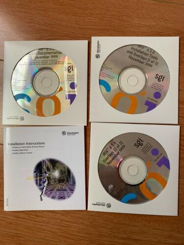 Silicon Graphics SGI IRIX 6.5.6 Software Library