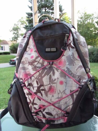 """ES East Sport  Lg School Backpack w/ Laptop Tablet Compartment 20""""x12"""" Backpack"""