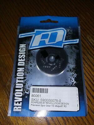 RC Team Durango TD310439 DRIVESHAFT REAR 2mm 61mm TYPE B DEX410R DEX410 Buggy v4