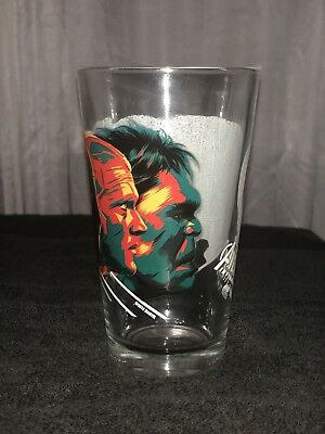 Mondo Alamo Drafthouse Avengers Infinity War Pint Glass 2 Marvel In Hand