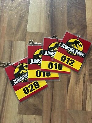 Jurassic park replica mirror Tag cosplay World Jeep Wrangler