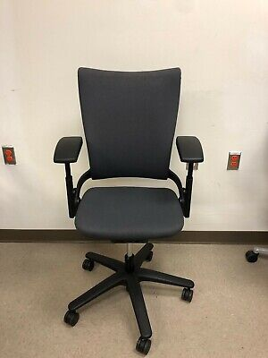 Allsteel Sum Office Chair Fully Adjustable Arms
