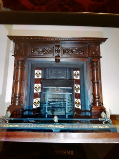 Fire place victorian