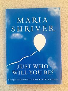 NEW Great book for Graduates Just Who Will You Be?