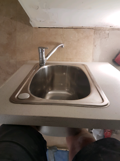 Wanted: Laundry sink and mixer
