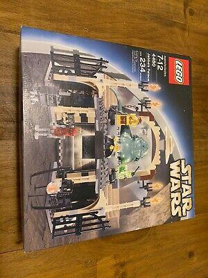 Lego Star Wars Episode IV-VI Jabba's Palace (4480)