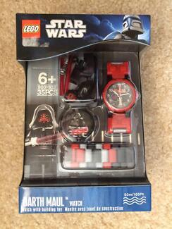 Lego Star Wars Darth Vader Watch  9001765 **BNIB**