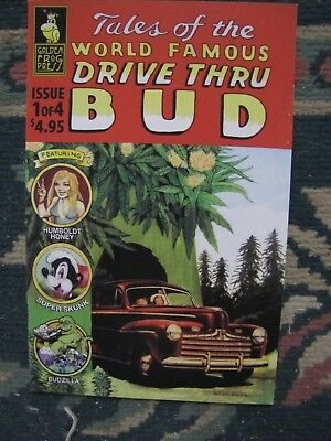 Tales of the World Famous Drive Thru Bud  # 1   Brand new (World Famous Brands)